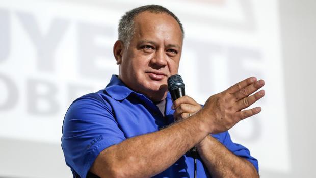 La Constituyente venezolana elige a Diosdado Cabello como nuevo presidente