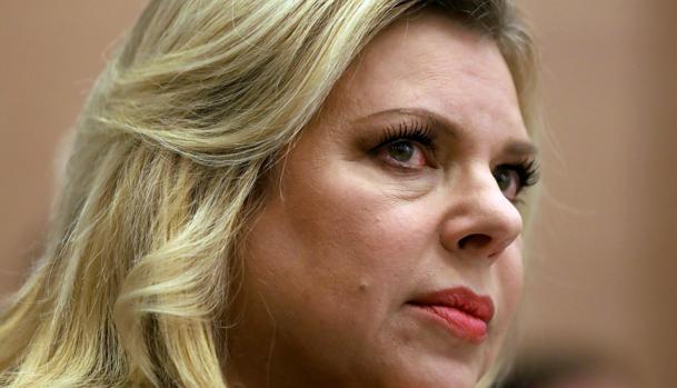 La mujer del primer ministro israelí, acusada de fraude