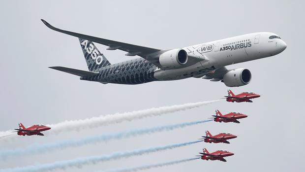 Airbus amenaza con irse del Reino Unido y pone en juego 15.000 empleos si no hay acuerdo del Brexit