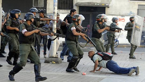La ONU denuncia los asesinatos y torturas impunes en Venezuela