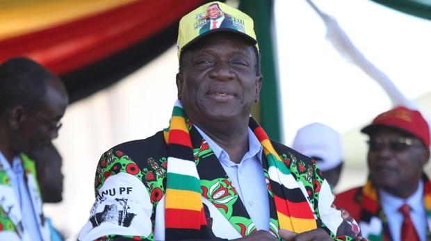 Atentado durante un mitin al presidente de Zimbabue