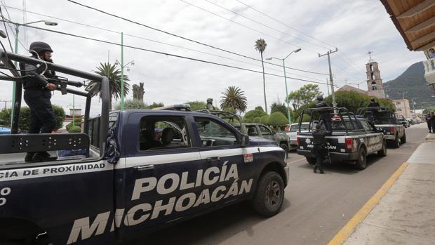 Detenida toda la policía de un pueblo mexicano tras el asesinato de un candidato