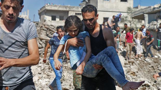 Siria lanza un nuevo ataque en el suroeste y Jordania cierra su frontera a 45.000 civiles que huyen