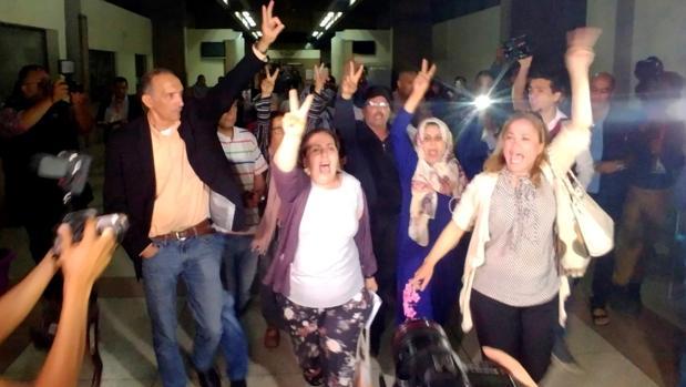 Los líderes de las revueltas del Rif, condenados a 20 años de cárcel
