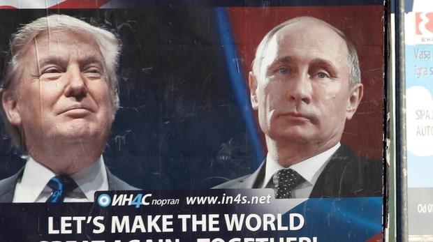 Putin mantendrá su primera cumbre con Trump a mediados de julio en Viena o Helsinki