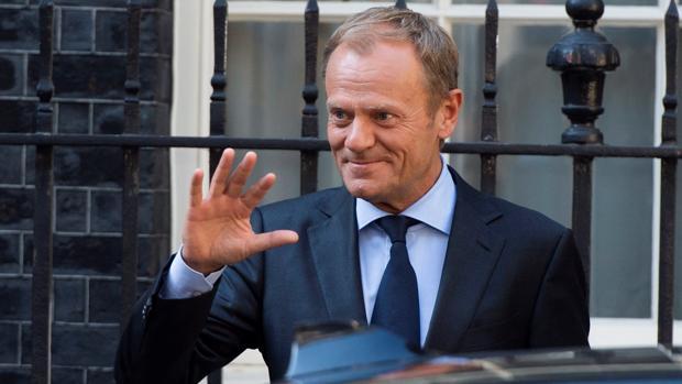 Tusk advierte contra los movimientos populistas que se aprovechen de la crisis migratoria