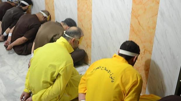Irak ahorca a doce terroristas de Daesh por orden del primer ministro