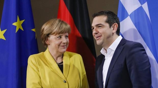 Grecia, al «rescate»de Alemania