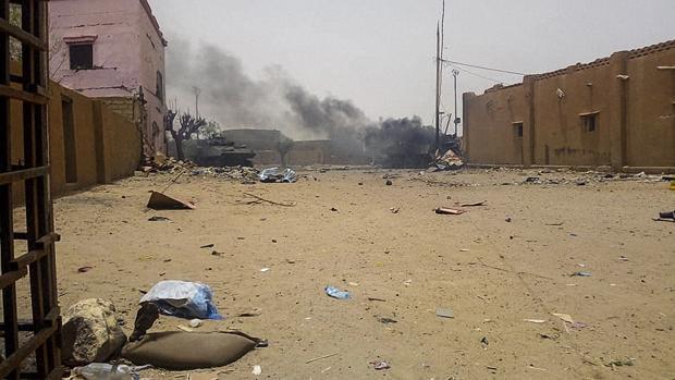 Este atentado ha tenido lugar varios días después de otro ataque contra la fuerza internacional G5 Sahel