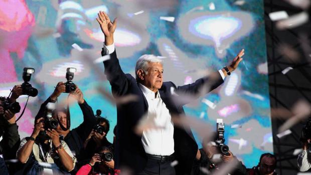 La victoria de AMLO no cambia el equilibrio en Latinoamérica