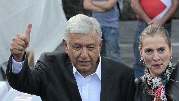 López Obrador gana las elecciones presidenciales de México