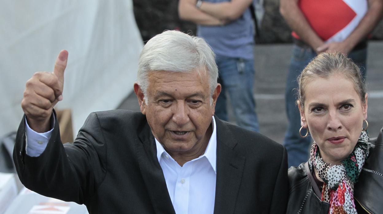 1b39de9868662 López Obrador gana las elecciones presidenciales de México
