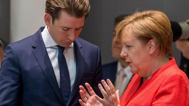 Austria prepara la «protección» de su frontera sur tras el acuerdo sobre inmigración en Alemania