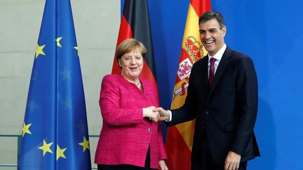 Merkel y la orden liberal