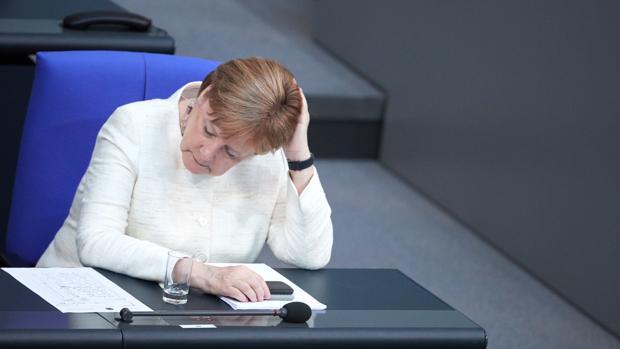 La crisis de la inmigración quiebra el liderazgo europeo de Angela Merkel