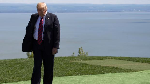 Trump hostiga a los aliados de la OTAN para que gasten más