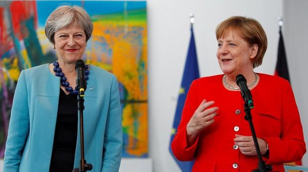 Angela Merkel: «El tiempo está presionando las negociaciones entre Reino Unido y la Unión Europea»