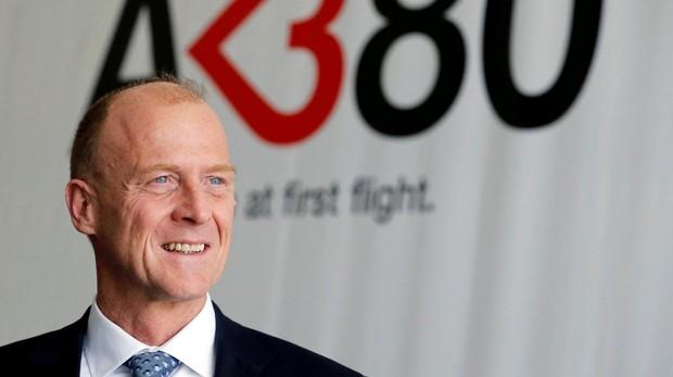 Enders, CEO de Airbus: Reino Unido «no tiene ni idea» de cómo aplicar el Brexit «sin causar graves daños»