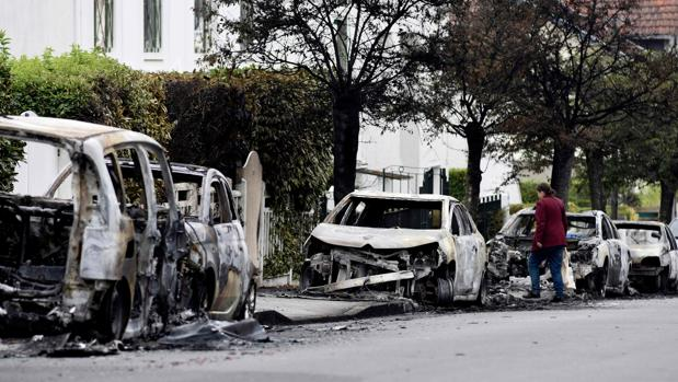 La violencia en Nantes amenaza con hacer estallar la bomba multicultural de Francia