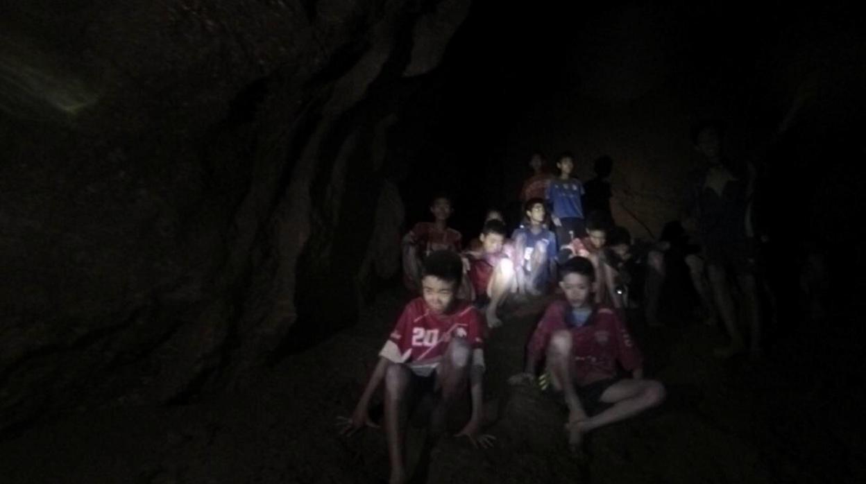 ¿Por qué entraron los niños en la cueva de Tailandia?