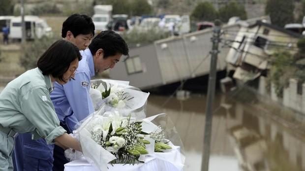 Al menos 179 muertos por las inundaciones de Japón
