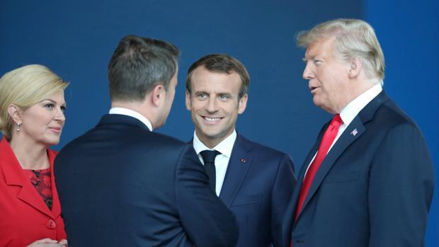 Trump sugiere a sus aliados de la OTAN duplicar su objetivo de gasto en defensa hasta el 4%