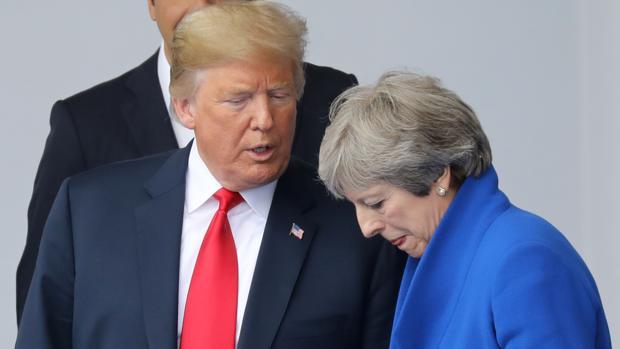Reino Unido recibirá a Trump con numerosas protestas en todo el país