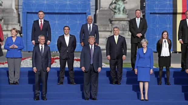 Así son las relaciones entre EE. UU. y los miembros de la OTAN