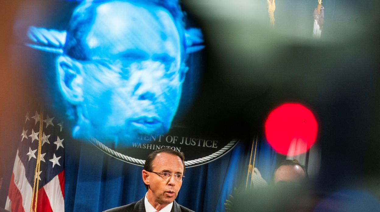 EE.UU. imputa a doce espías rusos por «hackear» al partido demócrata en las elecciones que ganó Trump