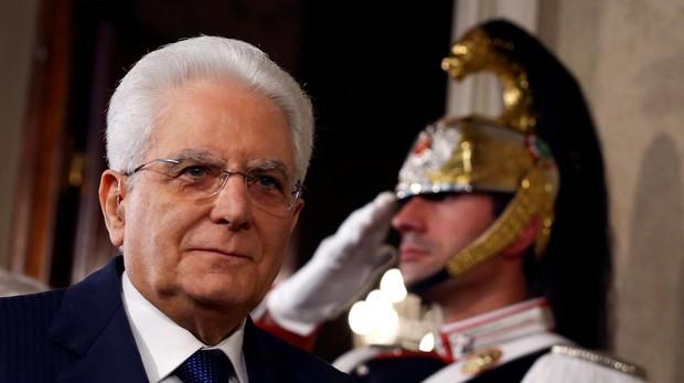 El presidente Mattarella enfurece a Salvini al simpatizar con los inmigrantes retenidos en Trapani