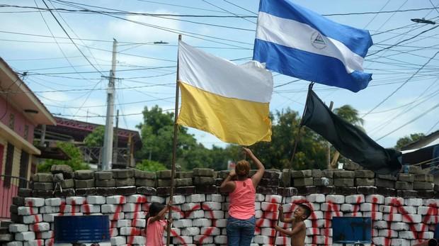 La oposición convoca 72 horas de huelga contra Ortega