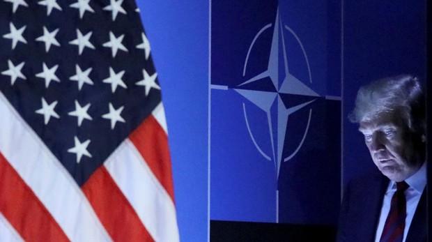 Trump deja a la OTAN sumida en la confusión tras una cumbre caótica