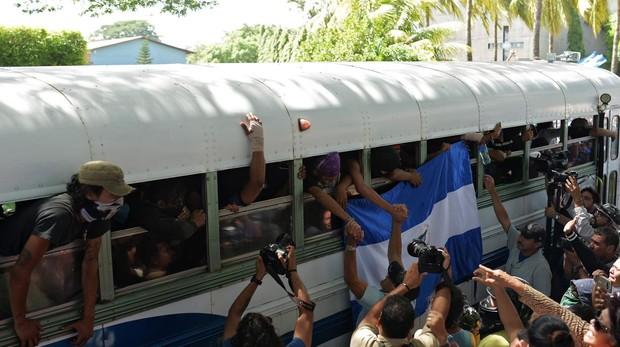 La represión de Ortega no se detiene ni ante los muros de las iglesias