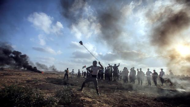 Israel responde ante el lanzamiento de morteros desde Gaza a pesar del alto al fuego acordado con Hamás