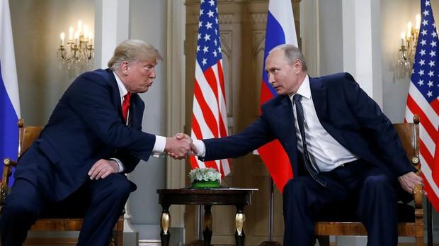 Fuertes medidas de seguridad durante la cumbre de Trump y Putin
