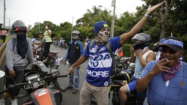 Al menos 10 muertos en enfrentamientos civiles en Nicaragua tras una nueva jornada de protestas