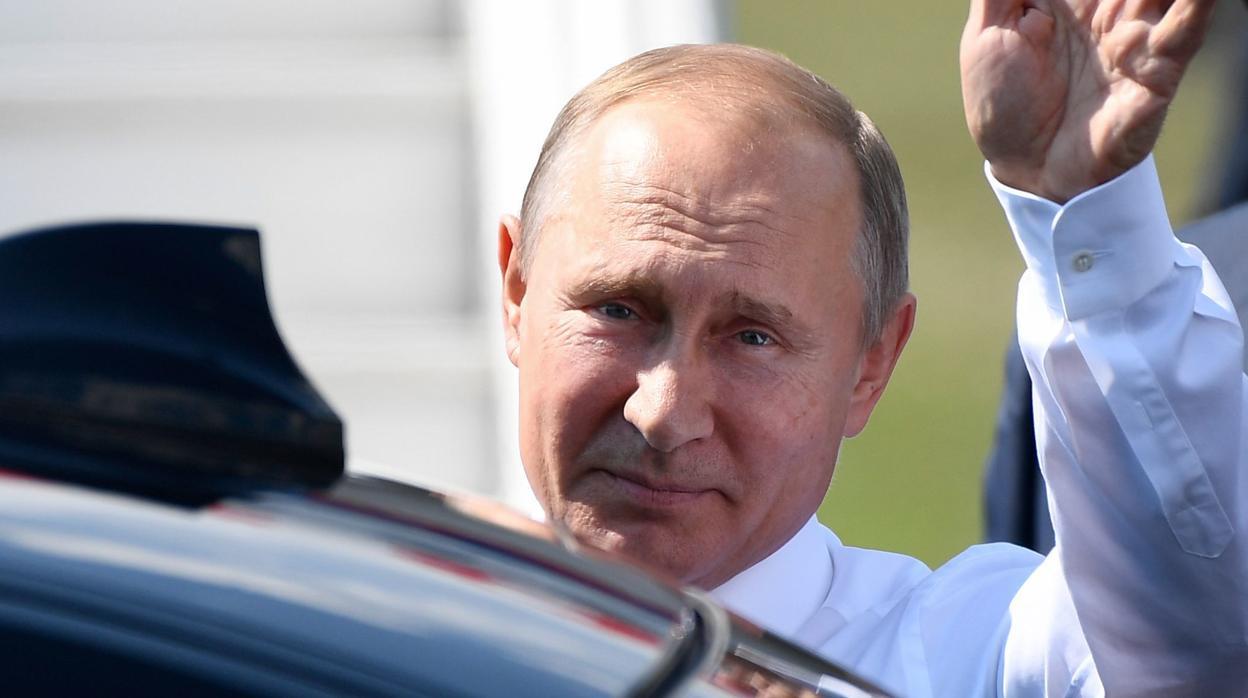 Comienza la histórica cumbre entre Trump y Putin en Helsinki