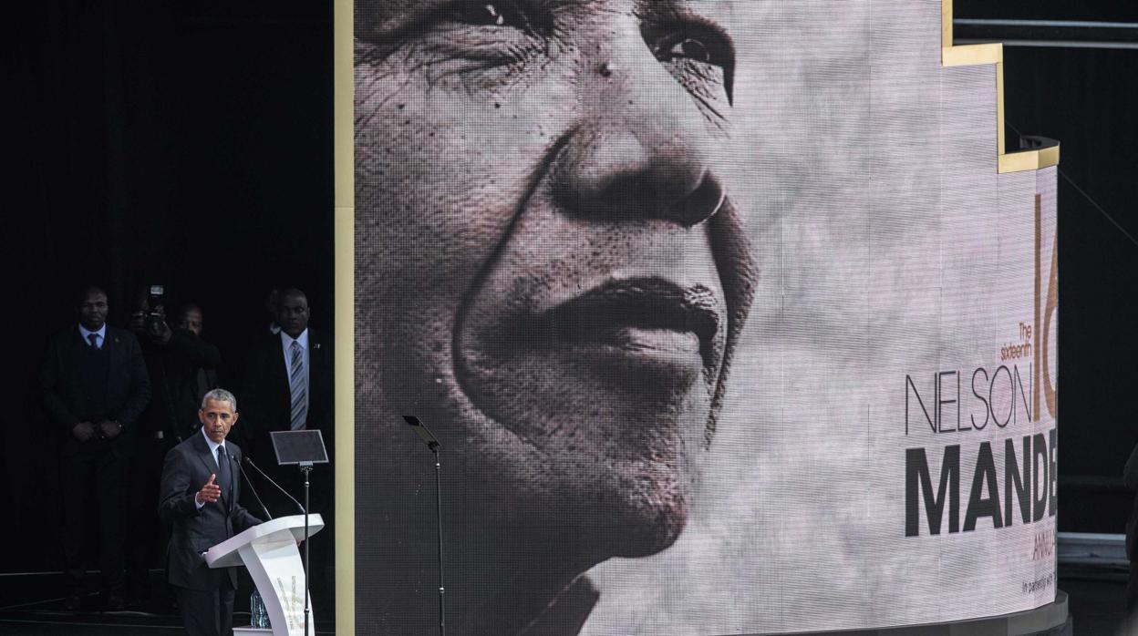 Poco que celebrar en Sudáfrica en el centenario del nacimiento de Mandela