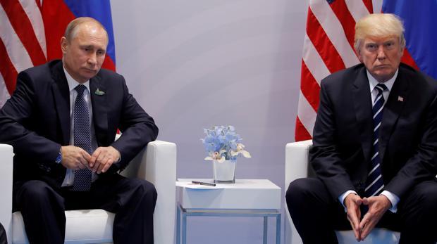 Trump asegura que le dijo a Putin que no toleraría más injerencias rusas