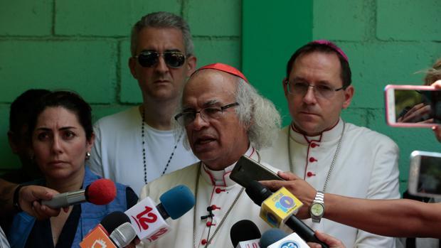 Ayuno en Nicaragua en desagravio por la violencia represora