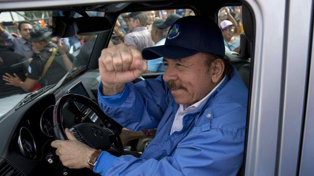 Ortega acusa de «golpistas» a la Conferencia Episcopal de Nicaragua