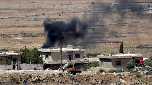 Mueren 26 civiles en bombardeos del ejército sirio y ruso en sur de Siria