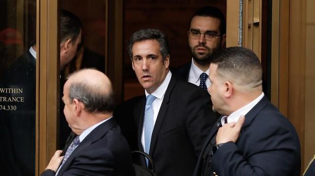 Trump tacha de «inconcebible» la redada a su abogado y la escucha de sus conversaciones