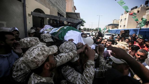 Hamás anuncia un alto el fuego con Israel con mediación de Egipto y la ONU