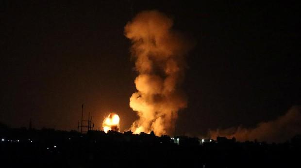 Israel ataca un puesto de Hamás en respuesta a una infiltración en el norte de la Franja de Gaza