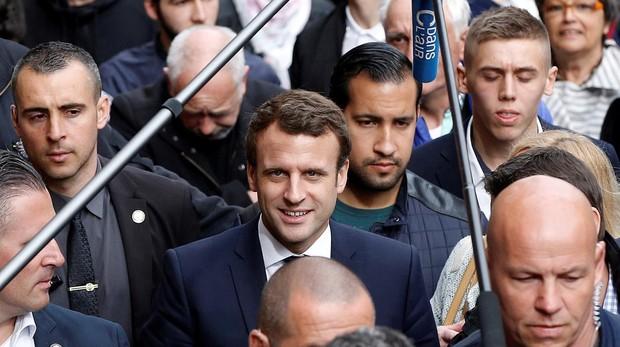 Nuevas detenciones ligadas al guardaespaldas de confianza de Macron