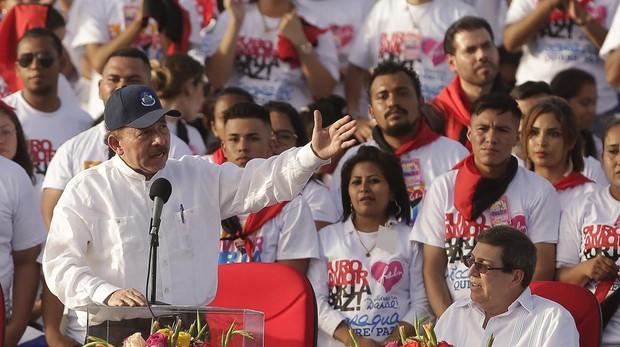 En busca de una salida negociada para Daniel Ortega
