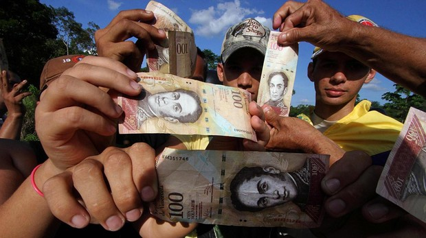 El FMI vaticina una inflación del 1.000.000% para Venezuela en 2018