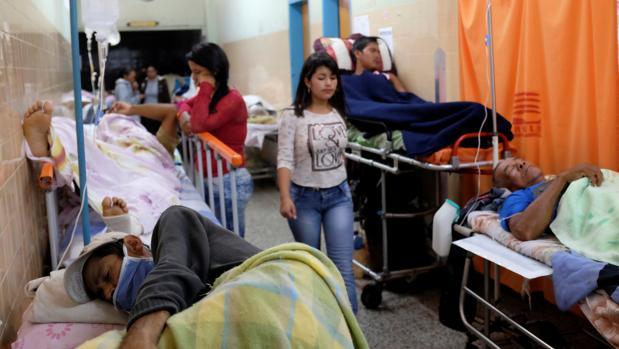 Aumentan las muertes por cáncer en medio del paro sanitario en Venezuela