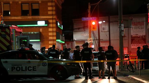 El autor del tiroteo de Toronto, Faisal Hussain, sufría graves problemas mentales